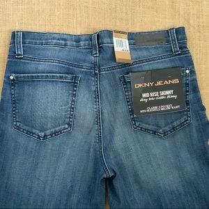 DKNY Soho Classic Denim Skinny Jean